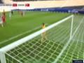 第28分钟RB莱比锡球员萨比策进球 柏林赫塔0-1RB莱