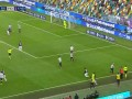 第76分钟乌迪内斯球员贝赫拉米犯规