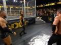NXT 第552期未播画面 亚当-科尔被抢冠军腰带 毋庸置疑新时代赛后黯然退场