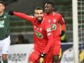 法国杯-斯利蒂帽子戏法 第戎客场6-3淘汰圣埃蒂安