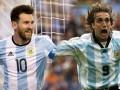 射手PK!接受乌拉圭推特挑战 阿根廷官方混剪梅西巴蒂破门瞬间