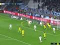 第86分钟马赛球员阿尔瓦罗·冈萨雷斯射门 - 打偏