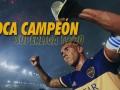 南美足球的魅力!特维斯率队问鼎冠军 博卡19/20赛季全进球