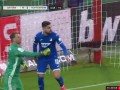 下半场补时第2分钟霍芬海姆球员达布尔进球 拜仁慕尼黑4-3霍芬海姆