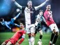 C罗生涯10大传奇名场面:回击梅西留经典 国家德比世纪头球