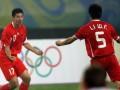 中国足球名场面(七):董方卓带伤打入中国男足奥运会历史首球