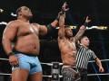 NXT第541期:双打赛 基斯里&拉什 VS 普利斯特&托尼-尼斯