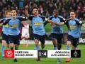 德甲-施廷德尔双响小图拉姆2助攻 门兴4-1客胜杜塞尔多夫