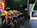 恒大版速度与激情!五员大将骑单车高拉特竟偷懒