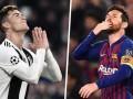 欧足联年度最佳阵容候选再启梅罗之争 C罗霸气依旧梅西效率惊人