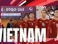 12强赛官方巡礼-越南:创造历史首次跻身12强赛的金星勇士