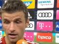 穆勒:世界杯的耻辱让我很有斗志 拜仁要帮德国足球带来转折