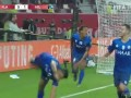 亚冠冠军世预赛遭滑铁卢 主将意外染红被巴西豪门3-1逆转淘汰