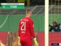 第32分钟多特蒙德球员T·阿扎尔进球 多特蒙德4-0基尔