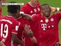 第24分钟拜仁慕尼黑球员格纳布里进球 勒沃库森
