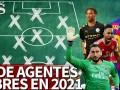 2021年自由球员最贵11人:梅西领衔 博格巴明夏回老东家?