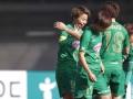 女足亚冠-田中美南帽子戏法 日视美人5-0夺得首届冠军