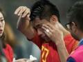 《中超一图一事》郑智泪洒亚洲杯赛场 39岁老将依然不屈