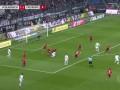 第14分钟门兴格拉德巴赫球员扎卡里亚射门 - 打偏