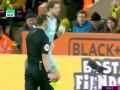 第83分钟利物浦球员纳比·凯塔黄牌