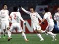 打破32年恐韩魔咒!3-0完胜韩国 这是中国足球十年最高光