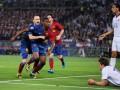 巴萨每日一球:罗马雨夜埃托奥单挑曼联防线 巴萨再登欧冠之巅