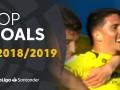 西甲18/19赛季20佳球:神人超远世界波 梅西另类大四喜