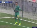 第87分钟维罗纳球员帕齐尼点球进球 维罗纳3-0莱切