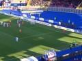 第47分钟斯帕尔球员佩塔尼亚进球 莱切1-1斯帕尔