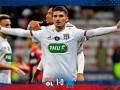 法国杯-登贝莱失点奥亚尔绝杀 里昂1-0马赛进4强