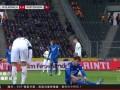 第56分钟门兴格拉德巴赫球员温特黄牌