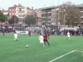 中国足球小将西班牙之行录播:中国足球小将VS塔拉戈纳U9