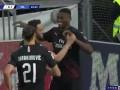 第46分钟AC米兰球员拉斐尔·莱昂进球 卡利亚里0-1AC米兰