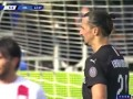 第44分钟AC米兰球员伊布拉希莫维奇射门 - 打偏