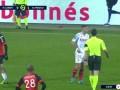 第25分钟摩纳哥球员本耶德尔射门 - 被扑