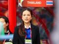泰国足球的拯救者!55岁华裔冻龄女神成为泰国男足国家队经理
