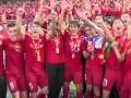 时隔23年上港再为上海足球夺得荣誉 球员不忘感谢恩师徐根宝