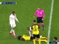 第59分钟巴黎圣日耳曼球员内马尔黄牌