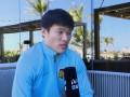 李昂:新赛季力争更好的成绩 希望继续为国家队效力