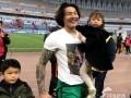 遭遇科比式烦恼?王大雷儿子对足球无兴趣 女儿却展露足球天赋