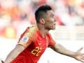 亚洲杯-蒿俊闵造乌龙于大宝致胜球 国足2-1逆转吉尔吉斯