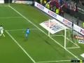 下半场补时第1分钟亚眠球员塞罗·吉拉西进球 亚眠4-4巴黎圣日耳曼