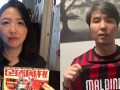 暖心!中国米兰球迷为马尔蒂尼父子送祝福:若有情天涯也咫尺