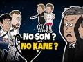 动画恶搞欧冠前瞻:无凯恩孙兴慜穆帅仍硬气 莱比锡有机会?