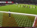 第21分钟RB莱比锡球员伊尔桑克射门-绝佳机会打偏