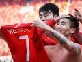 中超第30轮最佳球员 韦世豪推射破门致敬梅西助恒大实现八冠王