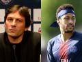 巴黎体育总监:上帝赐予了内马尔天赋 他是梦幻般的球员