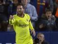 欧足联公布2018年度射手榜:梅西51球居首 C罗第二莱万第三