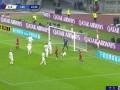 第46分钟罗马球员云代尔射门 - 被扑