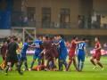 中国足球奇葩行为之格斗 天下第一武道会中国绿茵场